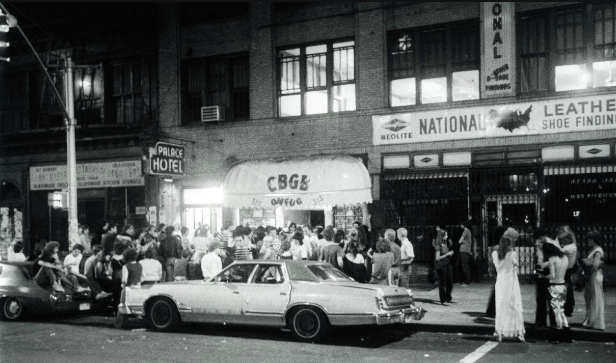 CBGB New Wave Music Radio