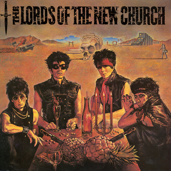 Lords of the New Church and New Wave Radio